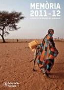 Portada Memòria 2011 - 2012 Oxfam Intermón