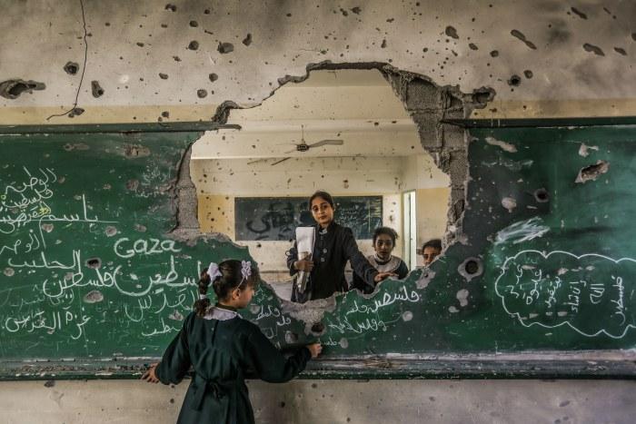 (c) Anas al Baba/Oxfam