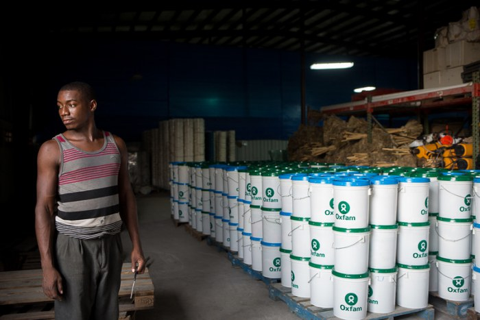 (c) Fran Afonso / Oxfam Intermón