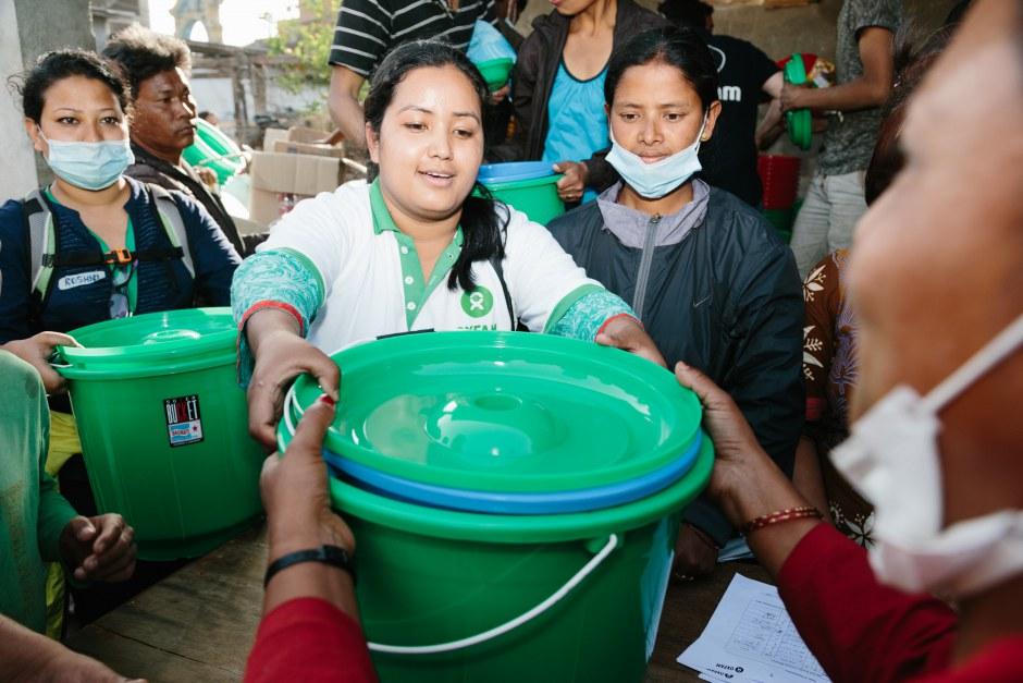 (c) Aubrey Wade / Oxfam
