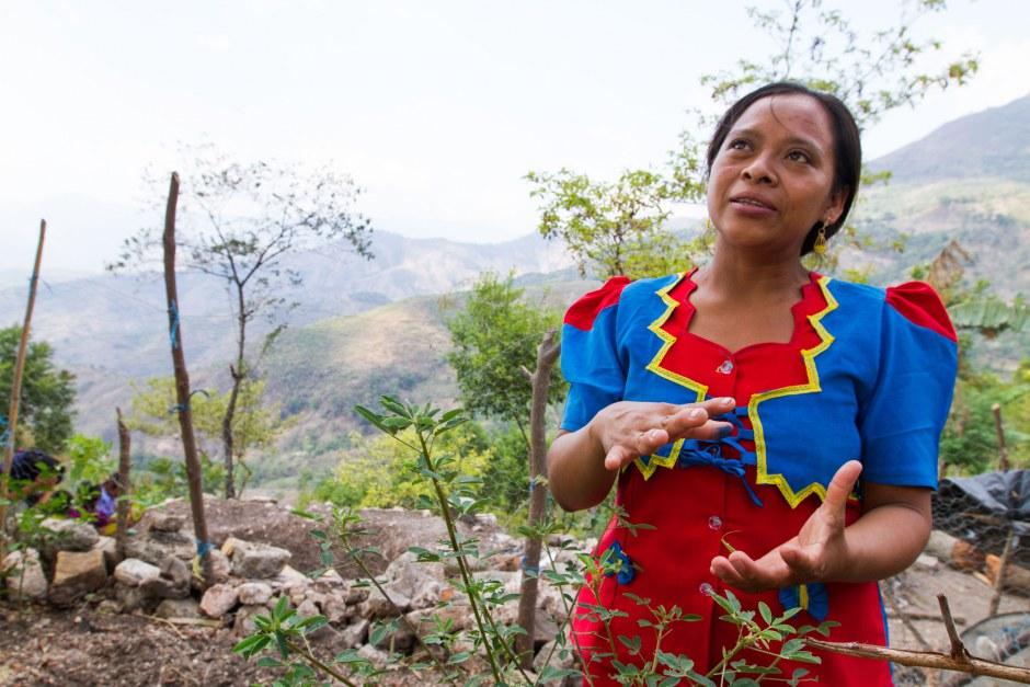 (c) Coco McCabe / Oxfam