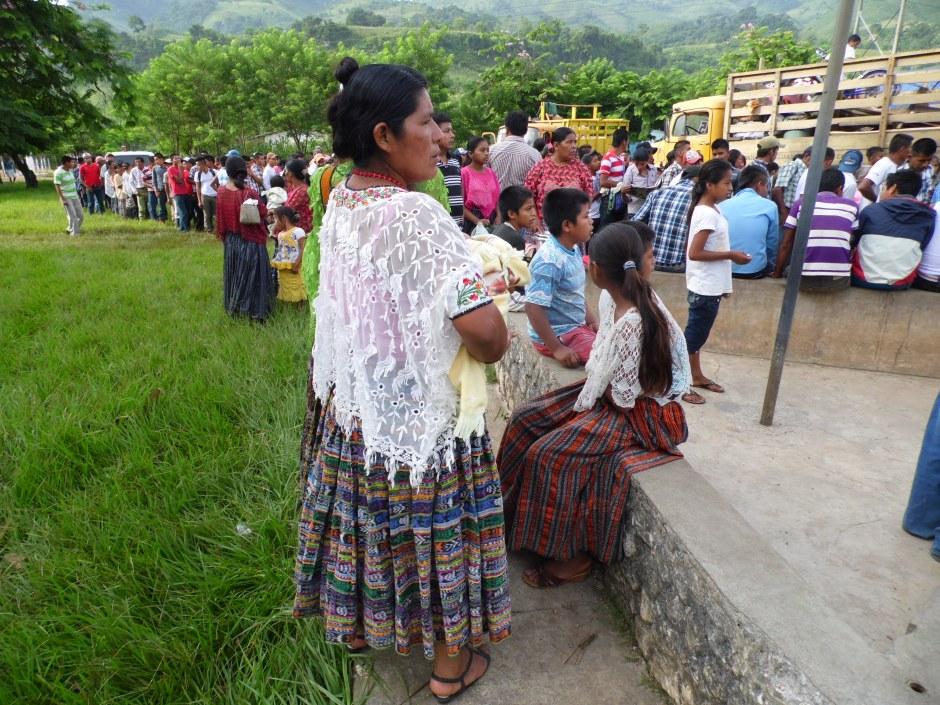 (c) Giovany Ujpán / Oxfam Intermón