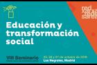 VIII Seminario Educación y Transformación Social