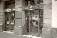 Fachada tienda Intermón Barcelona
