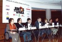 Unimos fuerzas con Cruz Roja y Médicos Sin Fronteras