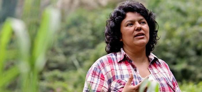 Berta Cáceres: indígenas contra multinacionales