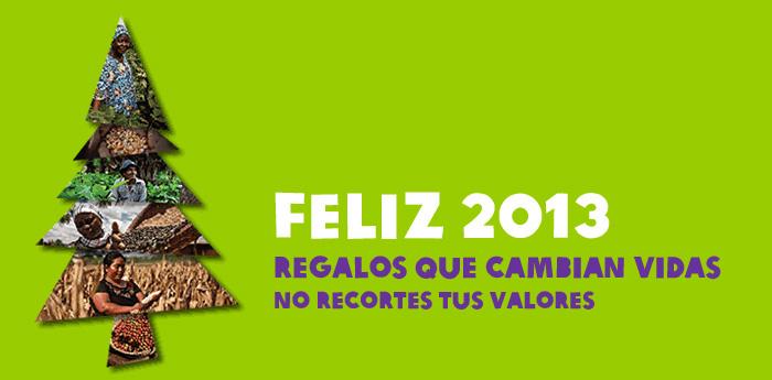 Catàleg de Nadal 2012 - Intermón Oxfam