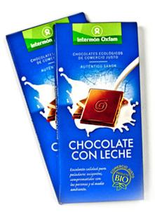 Oxfam Intermón - Xocolata de Comerç Just