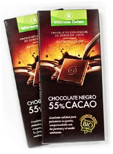 Xocolata negra comerç just